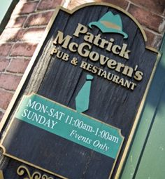 Patrick McGoernvs is a great place if you want to go and grab a few drinks and watch some hockey. My favorite food to snack on when I'm there is their Chicken drummies; tender meat, seasoned nicely with a crisp and crunchy skin. Accompany that with a nice pint of Guiness and you'll be doing a celebratory jig in no time.