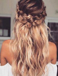 Hairstyles prom/graduation