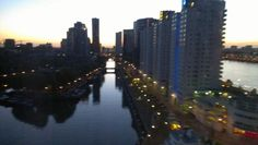 Rotterdam in the morning
