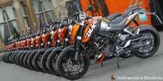 Austrian motorcycle maker KTM completes one year of operation in India in association with Bajaj Auto. http://automotivehorizon.sulekha.com/austrian-motorcycle-manufacturer-ktm-completes-one_newsitem_6394