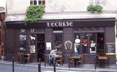 LEcurie Restaurant | 58, rue de la Montagne Ste-Geneviève, 5eme
