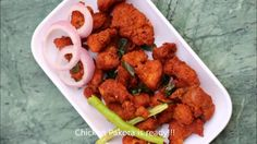 Chicken Pakora Recipe is an amazing chicken fritters made using boneless chicken and chickpea flour/besan.