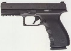 Modern Firearms - Tara TM9 pistol (Montenegro)Loading that magazine is a pain! Get your Magazine speedloader today! http://www.amazon.com/shops/raeind