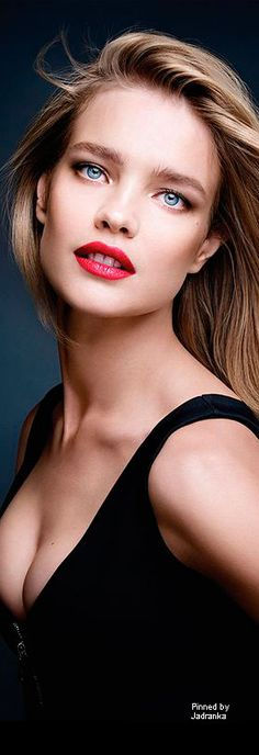 Guerlain : Fragrances for Men and Women, Skincare, Makeup, Beauty products Blond, Perfect Red Lips, Forever Memories, Natalia Vodianova, Beautiful Gorgeous, Shades Of Black, Love And Light, Pretty Woman, Take That
