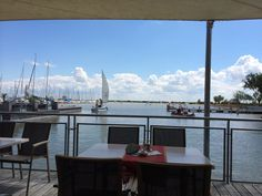 Seerestaurant Katamaran Rust Restaurant, Four Square, Environment, Windows, Public Bathing, Catamaran, Restaurants, Supper Club, Environmental Psychology