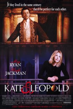 Kate and Leopold movie poster