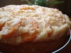 Peach Kuchen at Mennonite Girls Can Cook