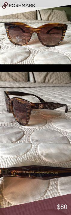 307b1c883b4 New Versace sunglasses!! Never worn (just to try them