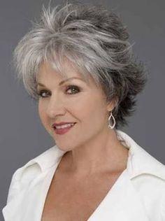 Resultado de imagen para cortes de pelo señora mayor