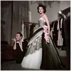 Geradline Brooks https://pleasurephoto.files.wordpress.com/2014/02/robert-capa-actress-geraldine-brooks-trying-on-a-dress-at-the-fashion-house-of-emilio-schuberth-rome-august-1951-c2a9-robert-capa-international-center-of-photography-magnum-photos.jpg