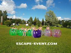 #bumperballs #bubbleball #escapeludvika #ludvika #dalarna #sverige #svensexa