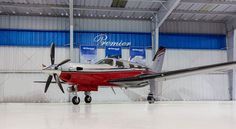 Airplane For Sale - 2010 Piper Malibu Meridian Aircraft Sales, Piper Aircraft, Airplane For Sale, Weather Data, Usa Cities, Aeroplanes, Red Interiors, Stunningly Beautiful