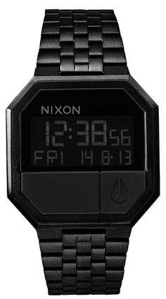 Relógio Nixon RE-RUN | All Black