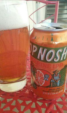 Having a Hopnosh Tangrine IPA on national IPA day.