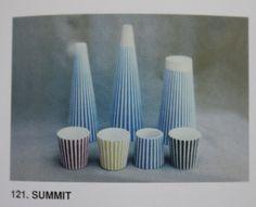 Hornsea Pottery Summit 1960s