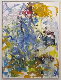 alongtimealone:  Joan Mitchell (by rocor)