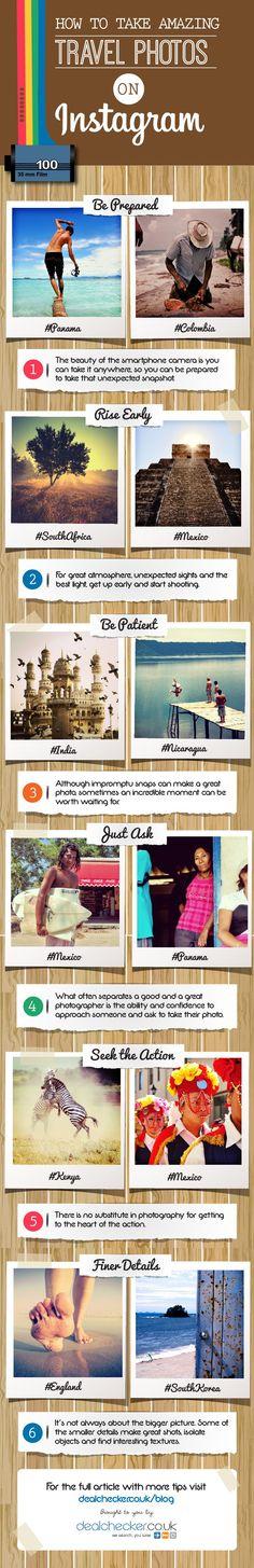 How To Take Amazing Travel Photos On Instagram