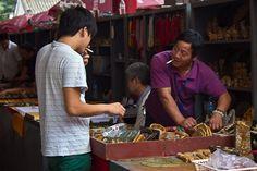 Panjiayuan Market, Beijing, China…