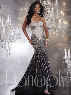 Panoply 14740 | Find this 2016 prom dress at www.henris.com