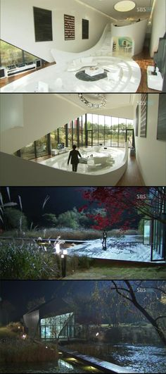 awesome house featured in korean drama