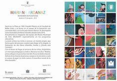 Mariana Ardanaz: mi mundo de plastilina