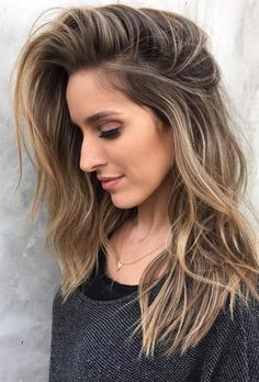 30 highlights and balayage Hairstyles ideas 2018