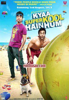 Kyaa Super Kool Hain Hum Hindi Movie Online - Ritesh Deshmukh, Tusshar Kapoor and Neha Sharma. Directed by Sachin Yardi. Music by Sachin-Jigar. 2012 [A] w.eng.subs