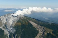 Japan volcano: The violent eruption of Mount Ontake, in pictures - Telegraph