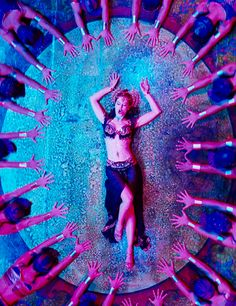 Sorry, Moulin Rouge fans, it's time to face the music. Before The Great Gatsby hits theaters, let's take a look at the director's past missteps. Moulin Rouge Film, Le Moulin Rouge Paris, Satine Moulin Rouge, Moulin Rouge Costumes, High School Musical, Step Up, Cabaret, Love Movie, Movie Tv