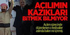 Açılım sürecinde düzenlenen festivaller PKK'ya militan içinmiş