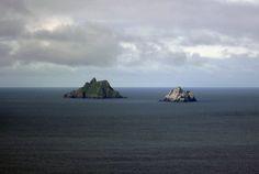 Skelligs Rocks, Co. Kerry