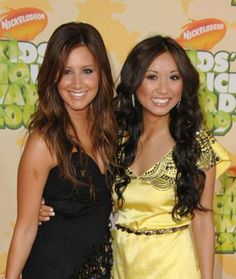 Ashley Tisdale & Brenda Song