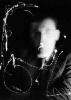 ☾ Midnight Dreams ☽ dreamy & dramatic black and white photography - Man Ray