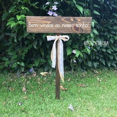 Wooden plaque for weddings and parties with a message. This won a bond … - Everything About WEDDiNG Wedding Signs, Diy Wedding, Rustic Wedding, Dream Wedding, Wedding Day, Wedding Stuff, Altar, Rustic Country Wedding Decorations, Wedding Messages