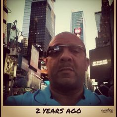 2 yrs ago...new #googleglass in NYC.  #googleglassexplorer #flashbackfriday #love #bestoftheday #instagood #follow #picoftheday #happy #photooftheday #follow #likes #igers #instadaily