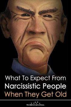 As Narcissists and narcissistic people age, the results are not pretty. What To Expect From Narcissistic People When They Get Old Narcissistic People, Narcissistic Behavior, Narcissistic Abuse Recovery, Narcissistic Sociopath, Narcissistic Personality Disorder, Abusive Relationship, Toxic Relationships, Relationship Advice, Daughters Of Narcissistic Mothers