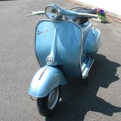 Vespa 150 1962