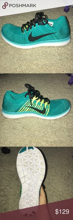 official photos e7737 34a8b Nike Free RN Flyknit (GS) I only wore them once and I realized they. Women nike  shoesA ...