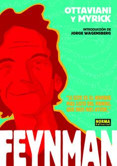 Escrita por Jim Ottaviani y dibujada por Leland Myrick, Feynman es la primera biografía gráfi ca sobre la extravagante vida y la apasionante carrera profesional de Richard P. Feynman, el segundo físico más infl uyente e importante del siglo XX después de Einstein. (Fuente: Norma Editorial)