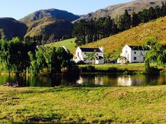 Elandskloof Self-catering Guest Farm Cottages Greyton Western Cape South Africa. Holiday Destinations, Travel Destinations, Farm Cottage, Country Scenes, Country Farm, Historical Pictures, Countries Of The World, Small Towns, Italy Travel
