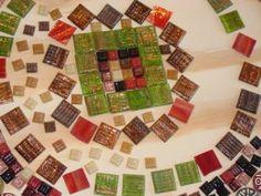 Ceramic Tile Mosaics - How to Make
