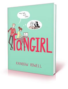 Rainbow Rowell's 'Fangirl' review.