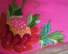 From Karin Holmberg's Blog - påsöm embroidery . She is an amazing designer/artist/embroiderer.