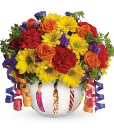 #Flowers helps to spread beauty and happiness in people's life with their scent and charming look.
