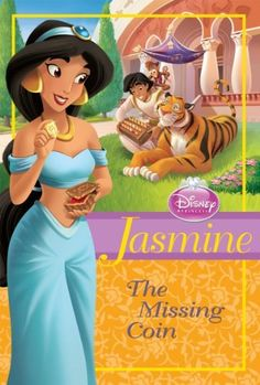 Jasmine The Missing Coin Disney Princess Early Chapter Books By Press