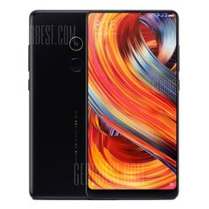 Xiaomi Mi Mix 2 #Xiaomi_Brand #New_Smartphone #Chinese_Brand #Powerful_Smartphone #2017_Mobile_Phone