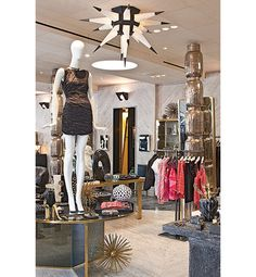Kelly Wearstler's LA Store via Architectural Digest