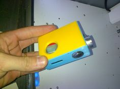 DIY Box Mod MARK I -Bottom Feeder- for DNA 30 by Evolv by norapandora'