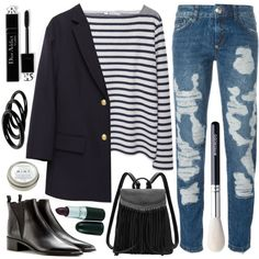 Under The Sea... by sweet-jolly-looks on Polyvore featuring T By Alexander Wang, 3.1 Phillip Lim, Philipp Plein, Acne Studios, Furla, CB2, casual, SimpleOutfits and simple
