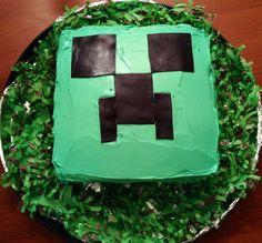 Alex's Creeper cake